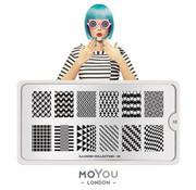 MoYou London  MoYou London Stempelplaat - Nail Art Stamping  Illusion 10