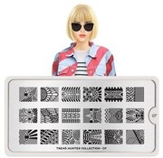 MoYou London  MoYou London Stempelplaat - Nail Art Stamping  Trend Hunter 07