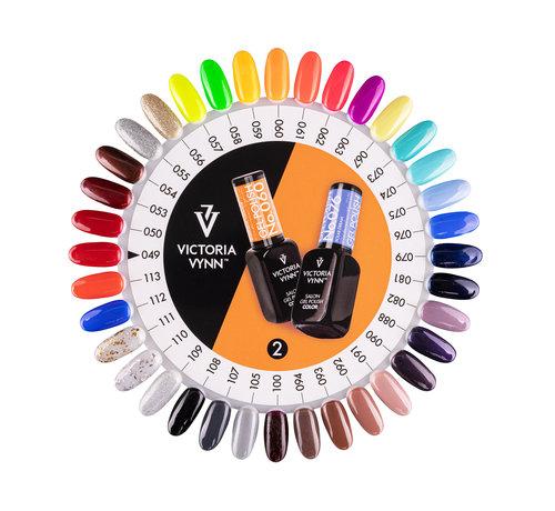 Victoria Vynn  Victoria Vynn Salon Collectie Kleurenkaart 49-113