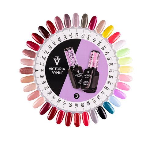 Victoria Vynn  Victoria Vynn Salon Collectie Kleurenkaart 114-167