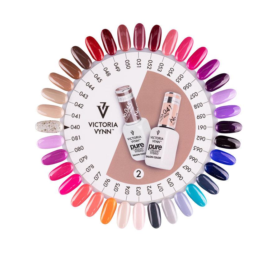 Victoria Vynn Pure Collectie Kleurenkaart 40-81