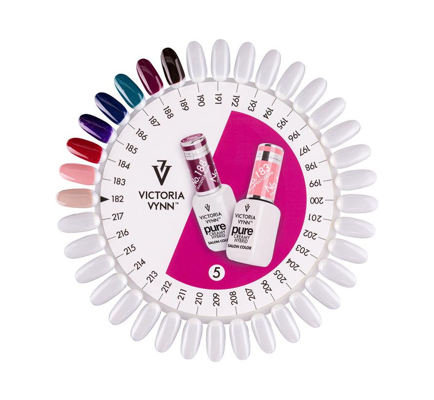 Victoria Vynn Pure Collectie Kleurenkaart 182-217