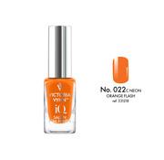 Victoria Vynn  Victoria Vynn | iQ Nagellak | 022 Orange Flash | 9 ml. | Oranje