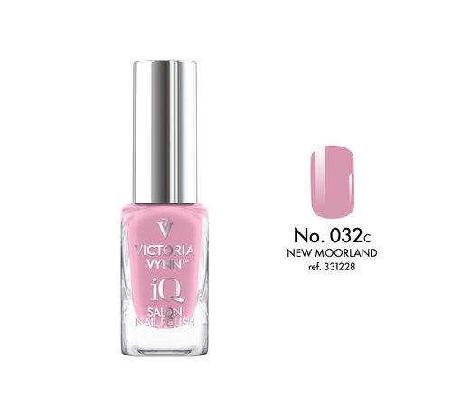 Victoria Vynn  Victoria Vynn | iQ Nagellak | 032 New Moorland | 9 ml. | Roze