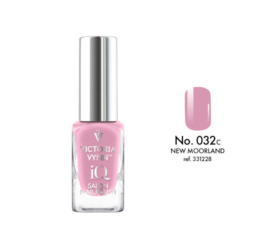 Victoria Vynn | iQ Nagellak | 032 New Moorland | 9 ml. | Roze