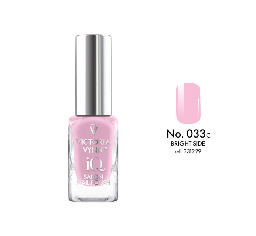 Victoria Vynn | iQ Nagellak | 033 Bright Side | 9 ml. | Roze