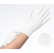 Comforties Handschoenen WIT Maat L | SOFT NITRIL EASYGLIDE | Comforties | Doosje 100 STUKS
