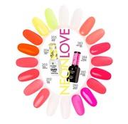 Victoria Vynn  Victoria Vynn Salon & Pure Neon Love Collectie Kleurenkaart