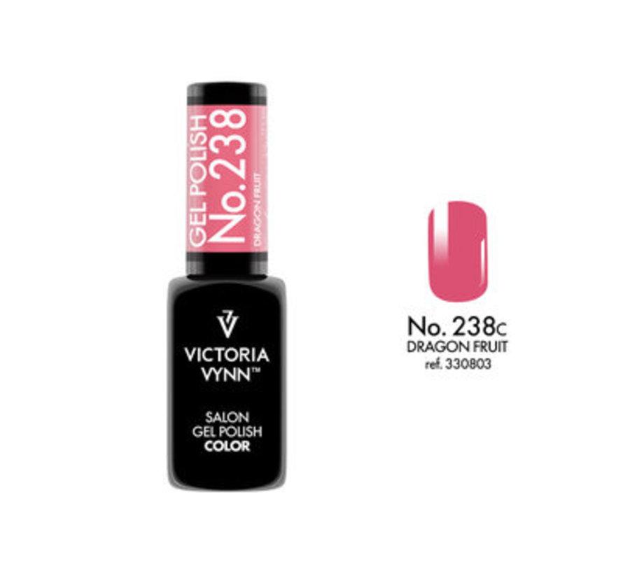 Victoria Vynn™ Gellak - Gel Nagellak - Salon Gel Polish Color - Dragon Fruit  238 - 8 ml
