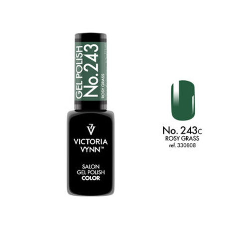 Victoria Vynn  Victoria Vynn™ Gellak - Gel Nagellak - Salon Gel Polish Color - Rosy Grass  243 - 8 ml