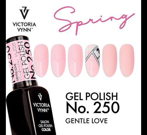 Victoria Vynn  Victoria Vynn Gellak - Gel Nagellak - Salon Gel Polish Color - 250 Gentle Love - 8 ml. - Lichtroze