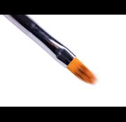 IMPREZZ® Fading Penseel Nailart - Ombre Penseel Baby Boom - Gel Nagellak Fading Brush - Ombre Brush  (pink diamond)