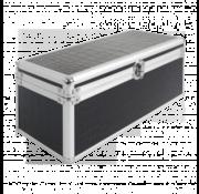 No Label  Essentials Case / Gel Nagellak box Black Croco