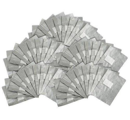 No Label  Grootverpakking Gel nagellak remover wraps - Soak Off Remover Wraps in doosje - 100 doosjes met 100 wraps
