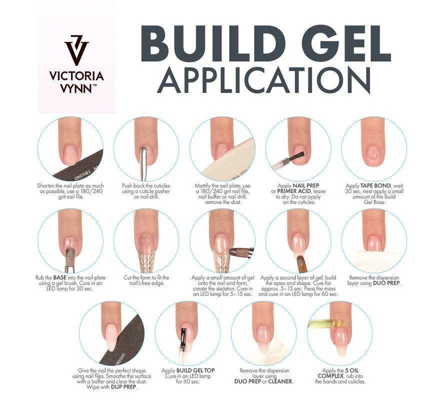 Dress Code Pure Bundel - Bestel alle 4 kleuren en ontvang 1 Victoria Vynn Builder Gel naar wens 15ml. gratis