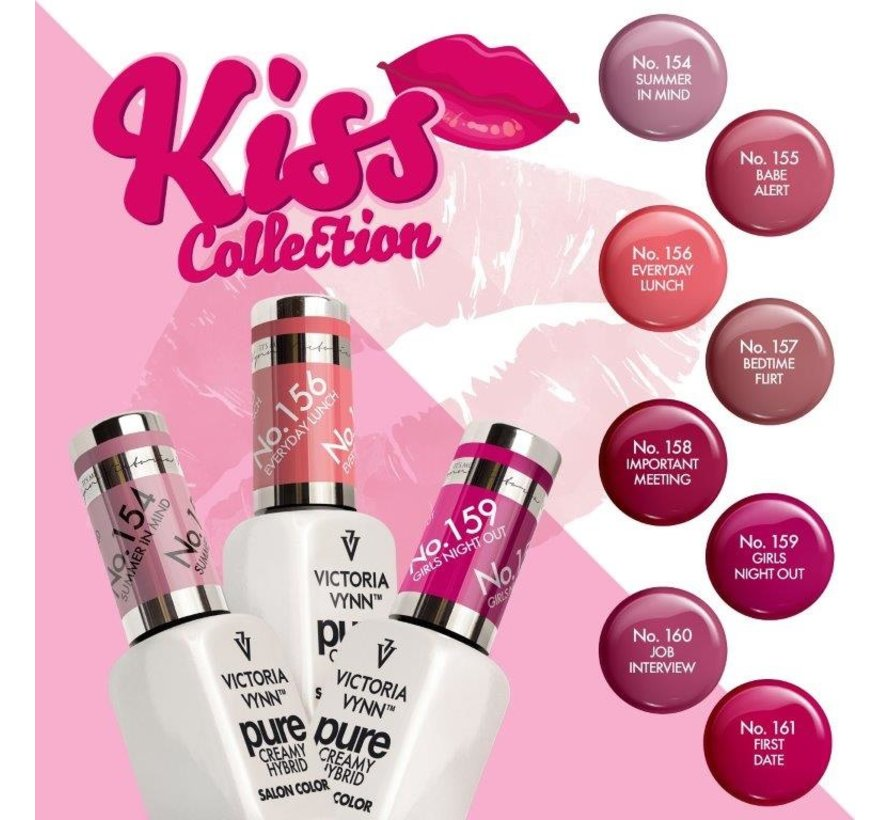 Victoria Vynn Pure Kiss  Bundel | Prachtige roze gellak kleuren