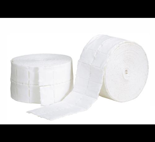 Lohman & Rausscher Celstofdeppers - nailwipes - 1000 stuks wipes - 2 rollen! Top kwaliteit! - Pallet Bulk Voordeel - 48 pakken