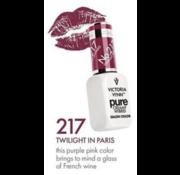 Victoria Vynn  Victoria Vynn | Pure Gellak | 217 Twilight in Paris | 8 ml. | Aubergine