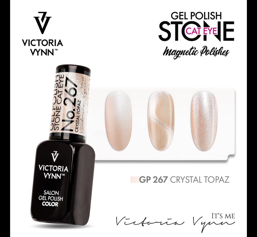 Stone Cat Eye Pack + Gratis Mega Base Milky White