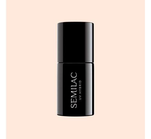 Semilac Semilac Gellak | Gelpolish Soak Off | 574 Bride In Powder Pink | 7 ml. | Perzik Roze