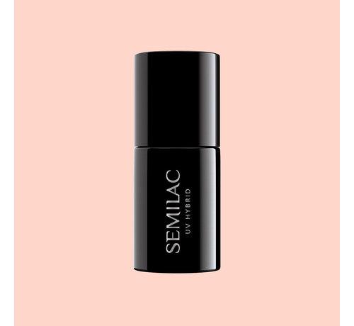 Semilac Semilac Gellak   Gelpolish Soak Off   575 Bridesmaid Like You   7 ml.   Perzik Roze