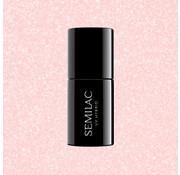 Semilac Semilac Gellak | 576 Bridesmaid In Rose | 7 ml. | Shimmer Roze