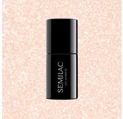 Semilac Semilac Gellak | 577 Shine Together | 7 ml. | Shimmer Perzik Roze
