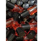 No Label  Nagelriemolie No Label 5ml. Kers - Verpakt per 100 stuks van dezelfde geur - Let op! Levering 2-3 werkdagen