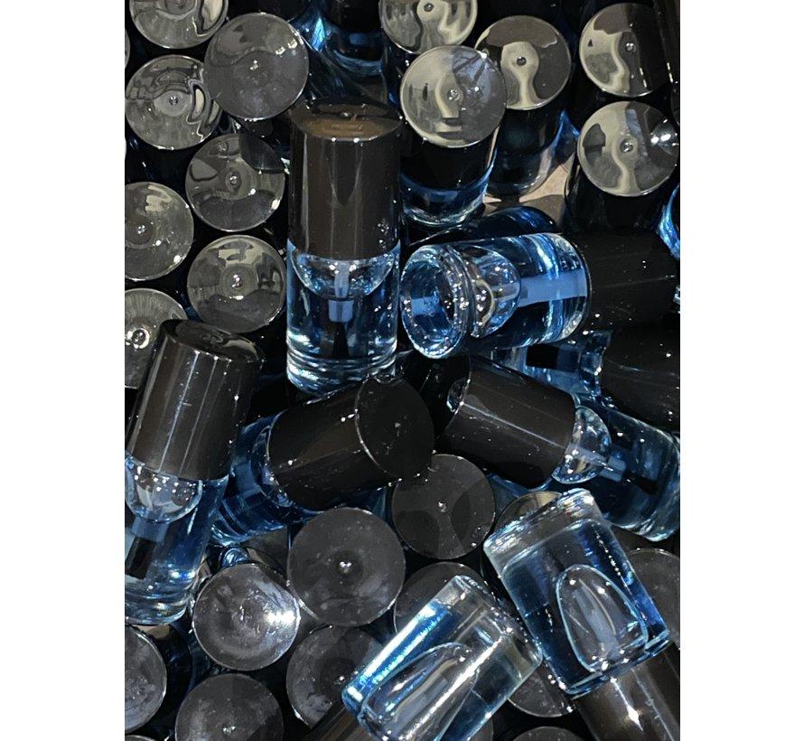 Nagelriemolie No Label 5ml. Vanille -  Verpakt per 100 stuks van dezelfde geur - Let op! Levering 2-3 werkdagen
