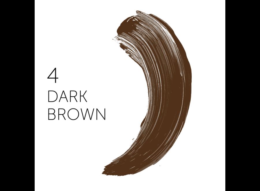 Tina Davies -  4 Dark brown