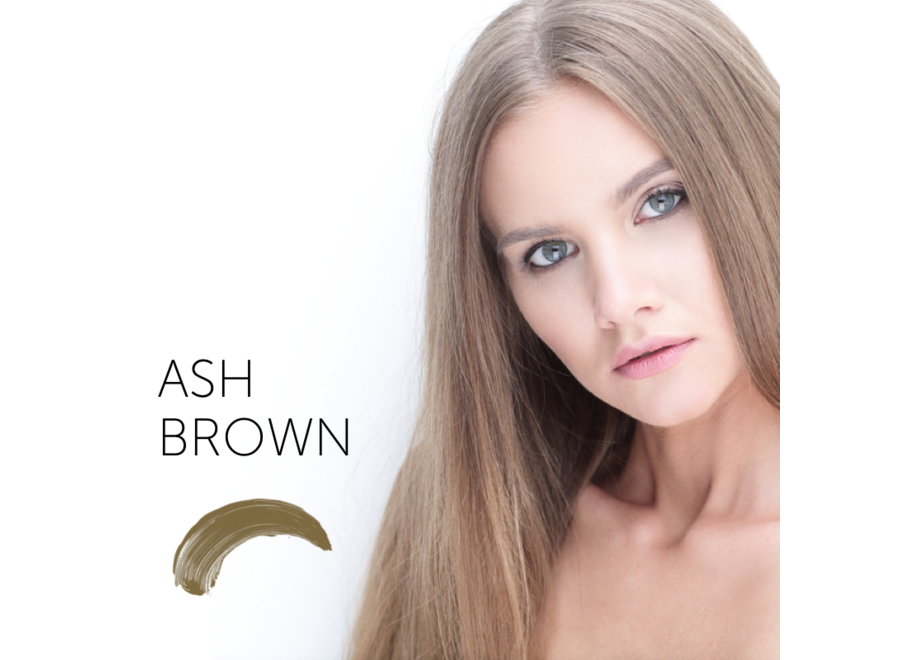 Tina Davies - Ash brown