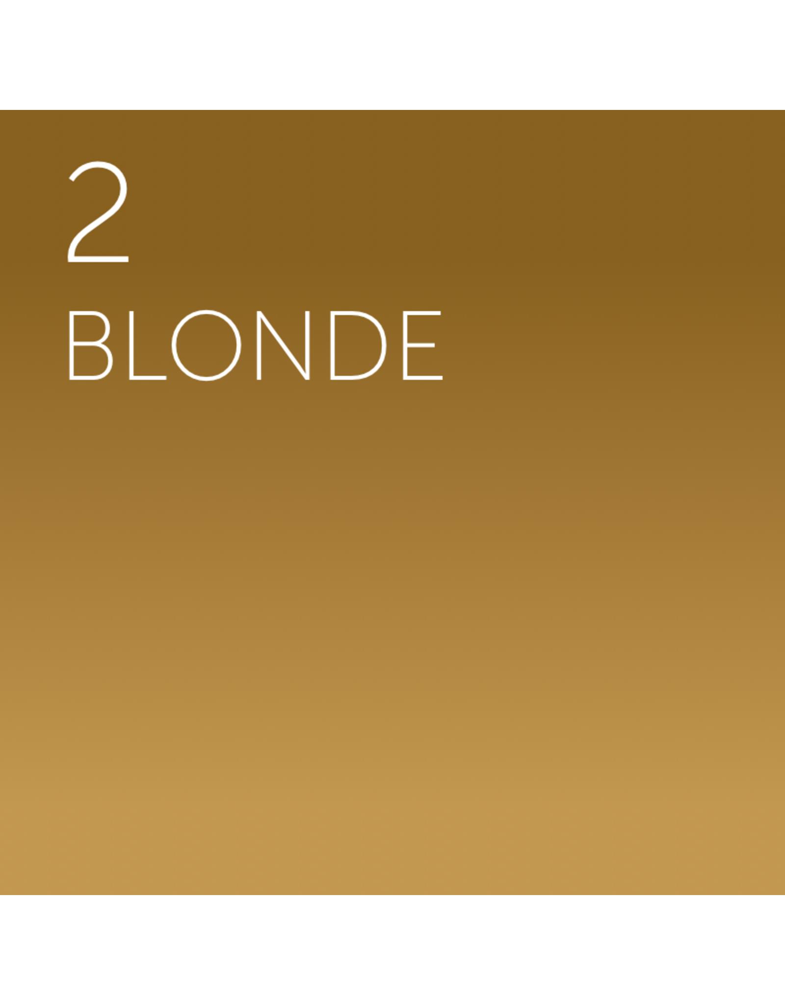 Perma Blend x Tina Davies Tina Davies- Blonde 2