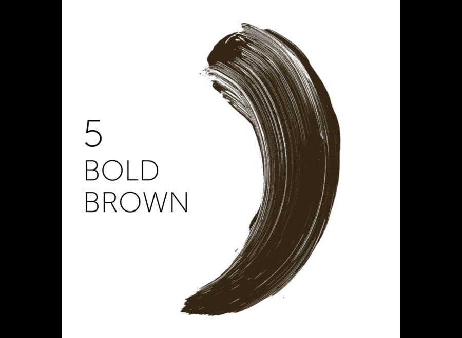 Tina Davies - Bold brown