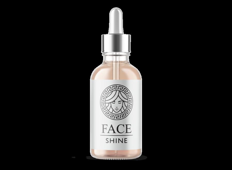 Face Shine Oil Glitter 30 ml