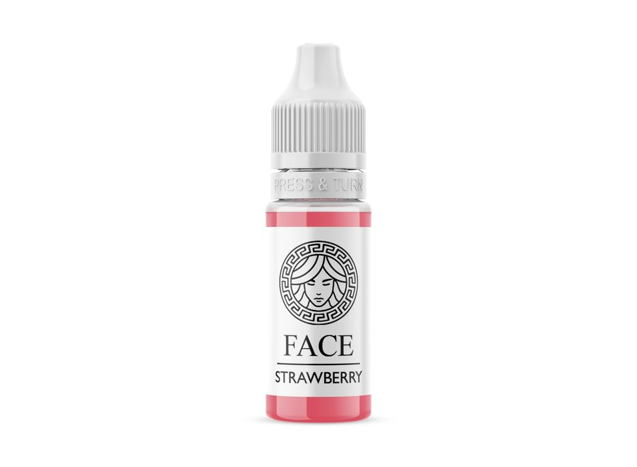 Face PM Strawberry