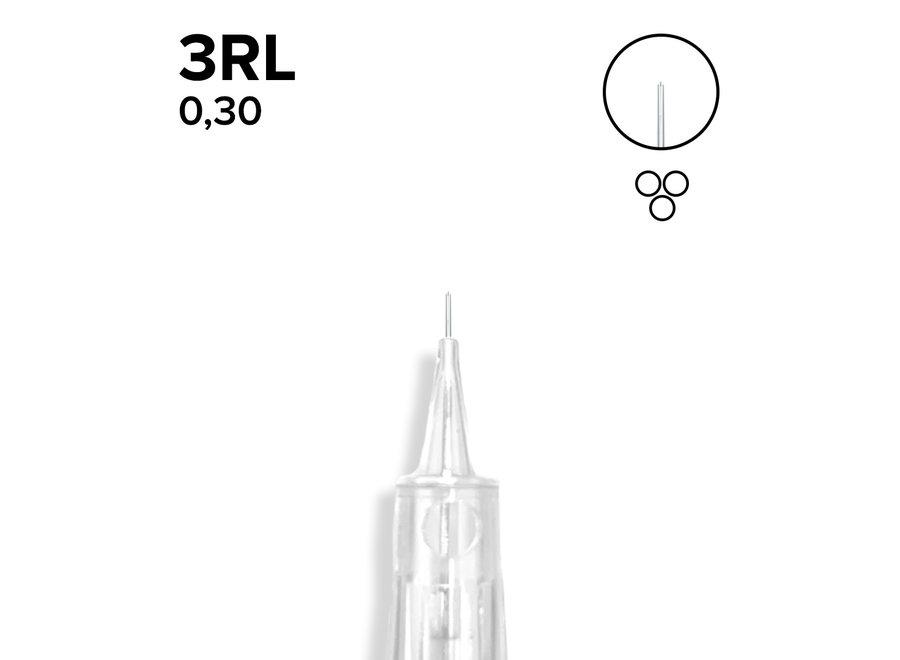 3 Punt 0.30 MM Cartridges