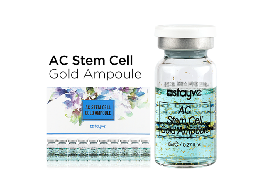 AC Stem Cell Gold Ampoules