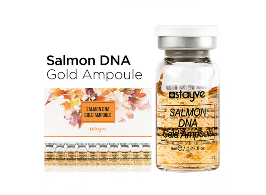 Salmon DNA Gold Ampoules