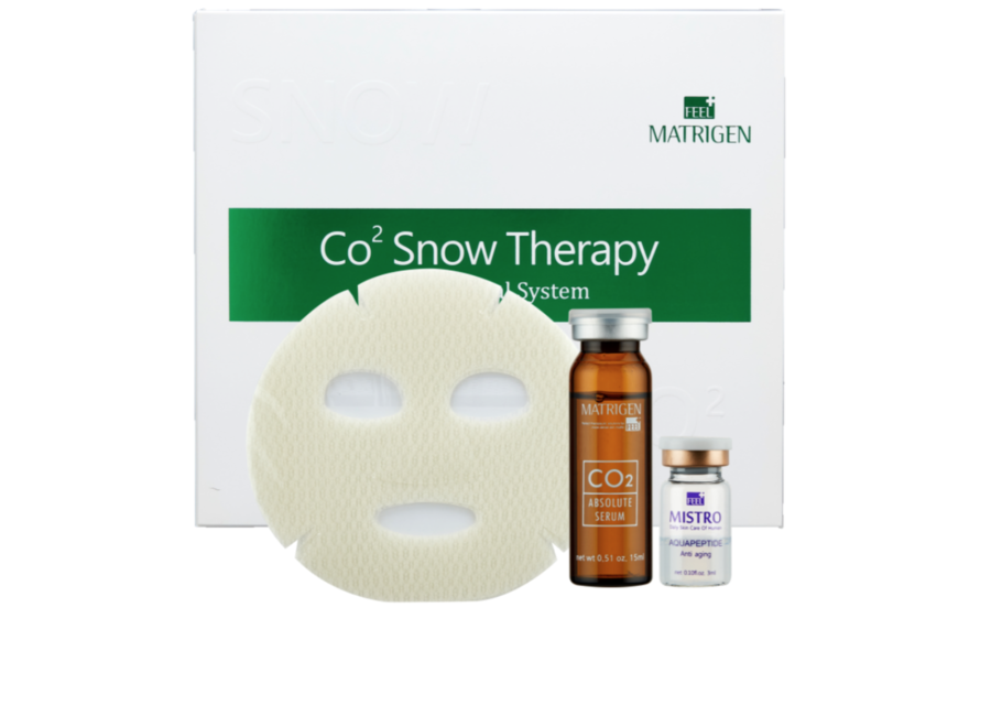 CO2 Snow Therapy Carboxy Mask