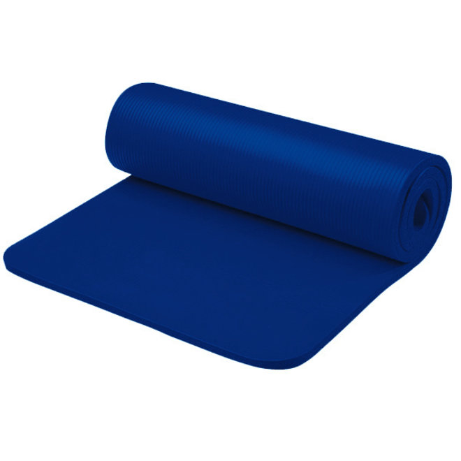 Fitnessmat Pro Blauw