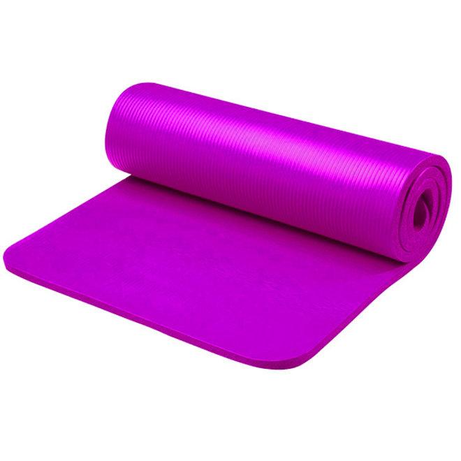 Fitnessmat Pro Roze