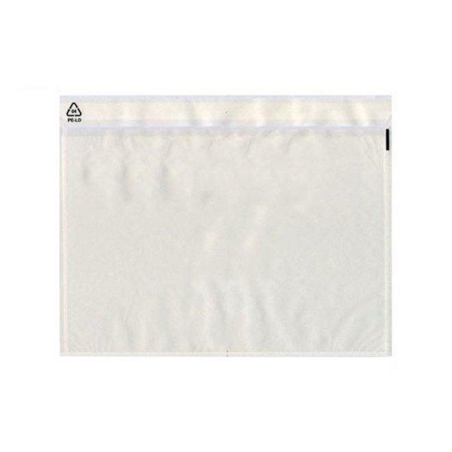 Paklijstenvelop onbedrukt DL 230 x 110 mm doos 1000 stuks