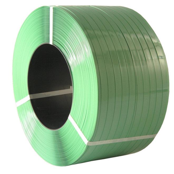 Omsnoeringsband PET 15,5 x 0,70 mm x 1750 m K406