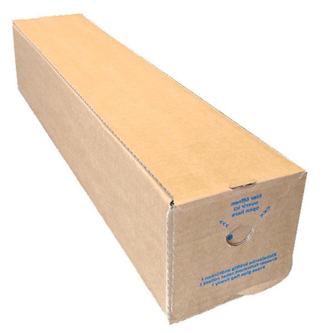 Vierkante verzendkoker 105 x 105 x 860 mm