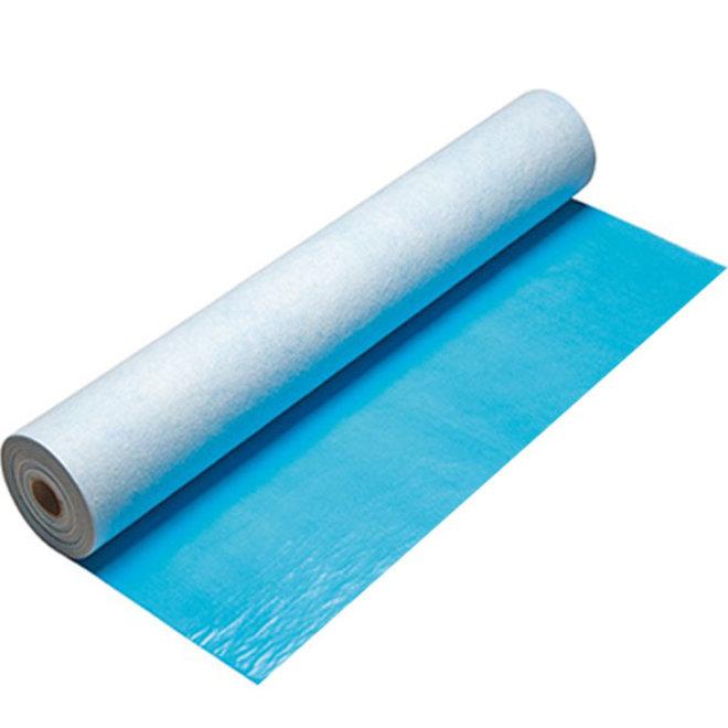 Afdekvlies Damp-Open 1 m x 25 m2 - Beschermt en droogt vloeren