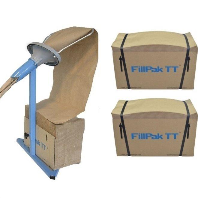Starterset Fillpak dispenser + 2 pakken opvulpapier