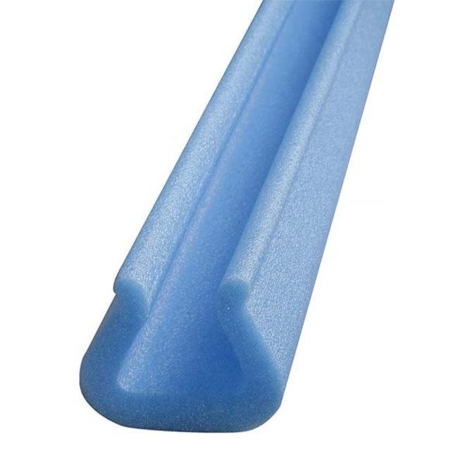 Schuimprofiel U-vorm Tulp 45 - 76 mm x 68 mm x 15 mm Doos 40 stuks - Lengte 1 meter per profiel