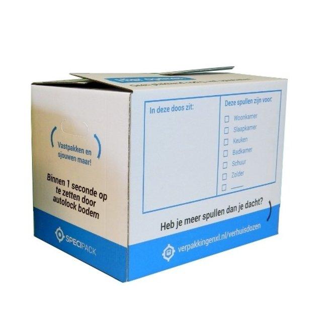 Verhuisdozen Premium Familiepakket 48 x 32 x 36 cm 80 stuks