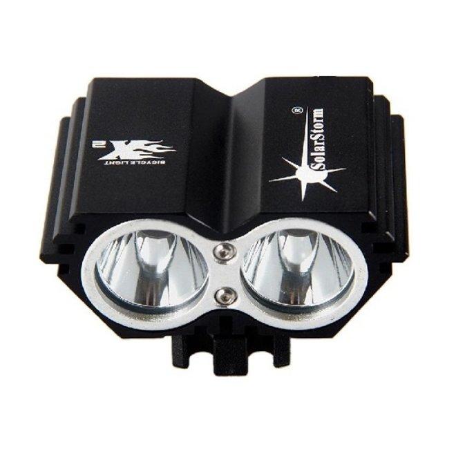 Solarstorm X2 MTB fietslamp