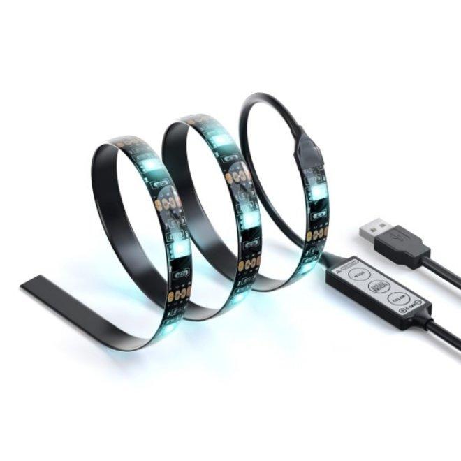 USB RGB LED Strip
